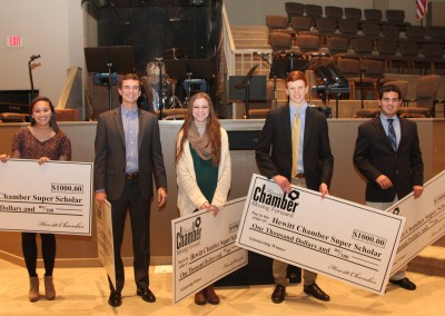 2015 Scholarship Winners