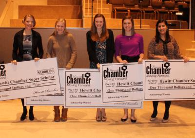 2013 Scholarship Winners