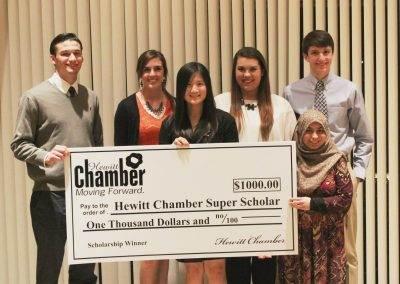 2014 Scholarship Winners