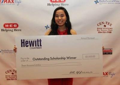 scholarship outstanding